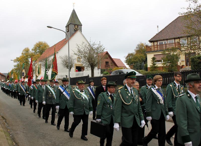 Bruderschaftstag 2013 in Helmern