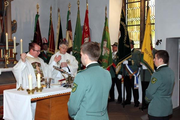 Messe - Bruderschaftstag 2013 in Helmern