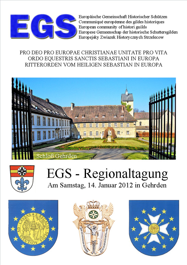 EGS-Regionaltagung 2012