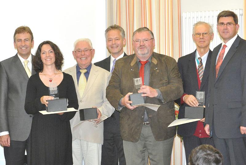 Ehrenamtspreis für Gerd Schlüter