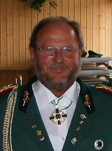 Ehrenoberst Werner Krelaus