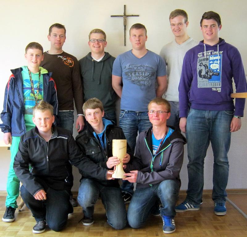 Jungschützentag der Stiftsdörfer 2013